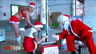 Santa Claus Castings! Video